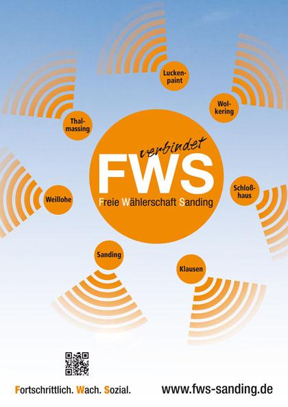 FWS Wahlflyer